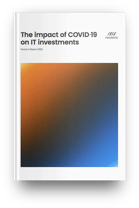 The impact of Covid-19 on IT investments report