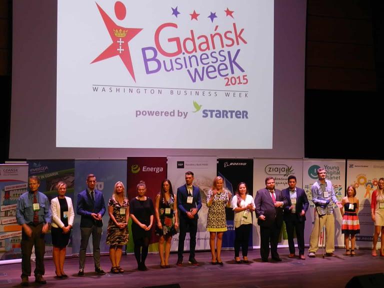 Gdansk Business Week 2015
