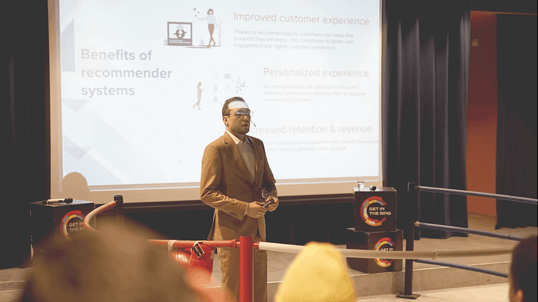 Recommender systems: It's more than the movies