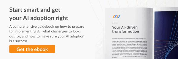 CTA - A start-smart guide to successful AI adoption