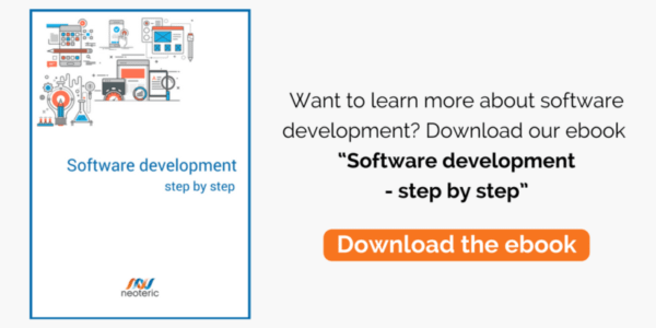 Want to learn more about software development? Download a free ebook