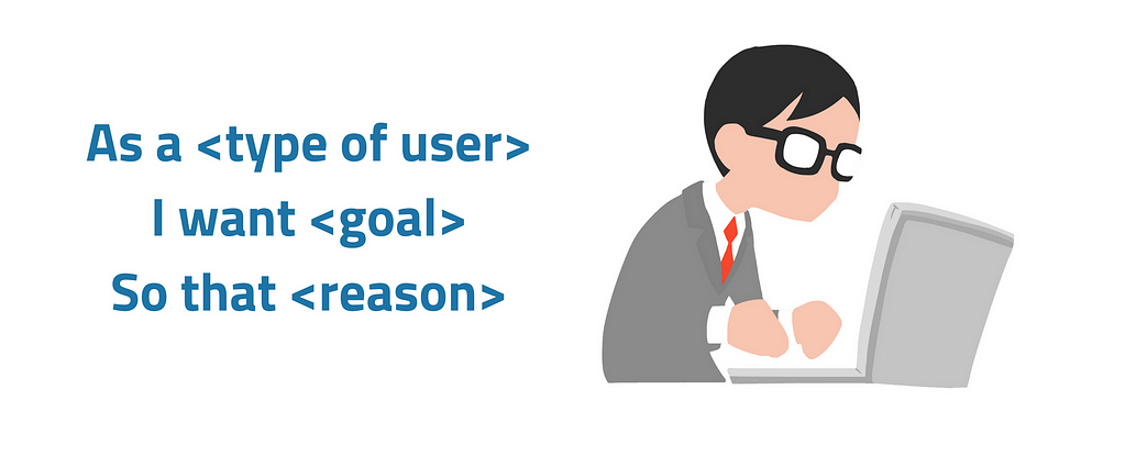 Elements of a user story