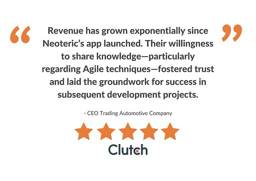 CEO Trading Automotive Company - review